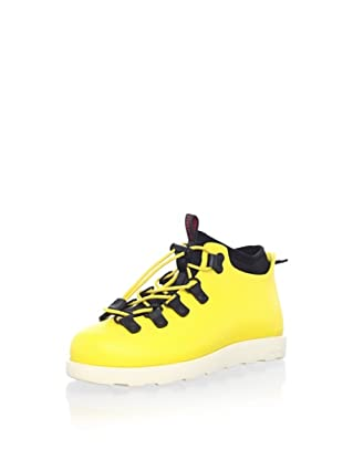Native Kid's Fitzsimmons Boot (Toddler/Little Kid) (Crayon Yellow)