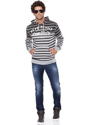 Pepe Jeans Sweatjacke Barbour (Schwarz)