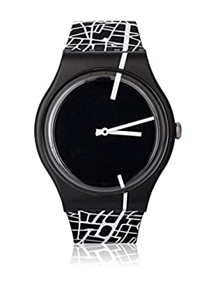 Swatch Quarzuhr Unisex PAR-LON SUOB109 41 mm