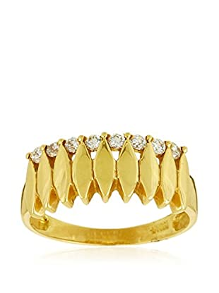 GOLD & DIAMONDS Anillo Crown