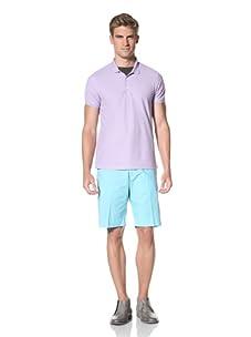 Scott James Men's Gerard Polo (Purple)