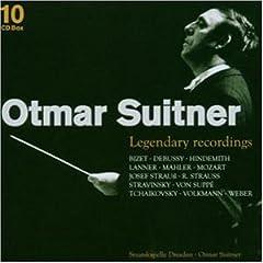 輸入盤 オトマール・スウィトナー Otmar Suitner:Legendary Recordings(10枚組)のAmazonの商品頁を開く