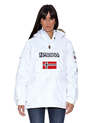 Geographical Norway Abrigo Building Lady Assor B (Uky) (Blanco)