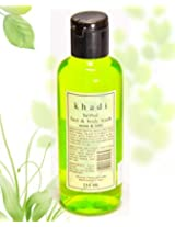Khadi Neem and Tulsi Face and Body Wash, 210ml