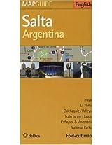 Salta Argentina (Map Guide)