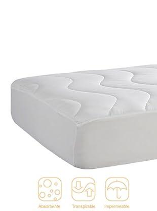 Pikolin Protector acolchado Impermeable (Blanco)