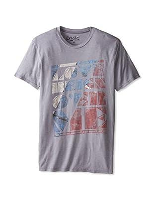 Lyric Culture Men's Love Reign Over Me Short Sleeve T-Shirt
