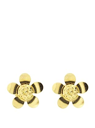 Gold & Diamond Pendientes Margarita
