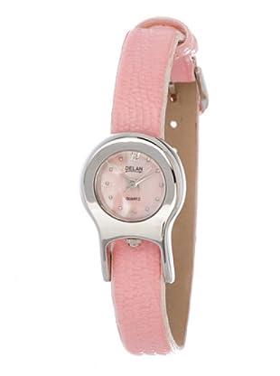 Delan Reloj Reloj Delan Fan+20-3 Rosa