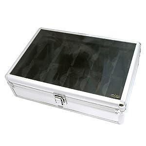 【クリックで詳細表示】[リボルバー]REVOLVER アルミコレクションBOX 10本用 EVA CA-10 : 腕時計通販 | Amazon.co.jp