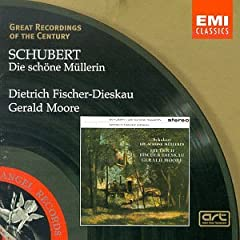 Great Recordings Of The Century - Schubert: Die Schone Mullerin / Fischer-Dieskau, Moore