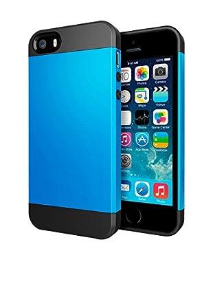 Unotec  Hülle iPhone 5/5S blau