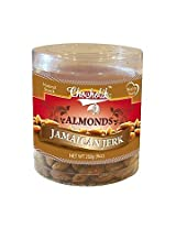 Almonds Jamaican Jerk 250gm - Chocholik Dry Fruits
