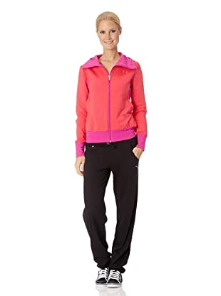 Puma Damen Jacke Move Sweat (teaberry red)