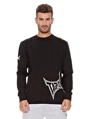 Tapout Camiseta Crew 8 (Negro)