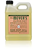 33 Oz Liquid Hand Soap Refill Pouch with Geranium