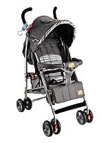 Mee Mee Baby Stroller (Grey)