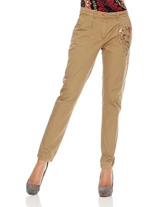 Desigual Pantalón Elvira (Cañamo)