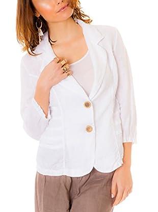 100% Linen Jacke