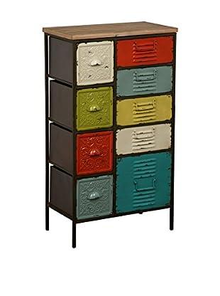 Premier Housewares Schublade Artisan Multicolor