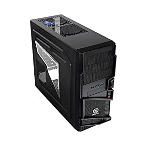 Thermaltake Commander VN400A1W2N No PS Mid Tower Case(Black)