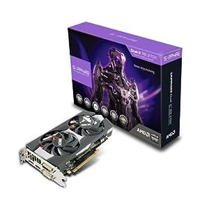Sapphire Radeon R9 270X 2GB GDDR5 PCI-Express Graphics Card