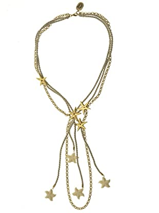 Anna Biblò Collana Gold Stars