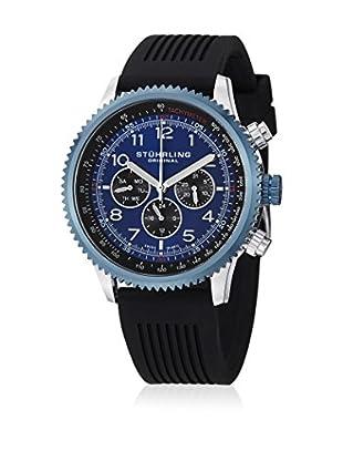 Stührling Original Uhr mit schweizer Quarzuhrwerk Man Concorso Silhouette Sport 45 mm