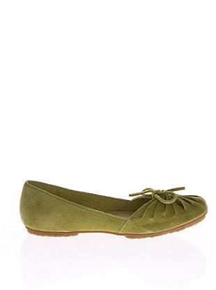Timberland Bailarinas Verde 36.5 (US 5.5)