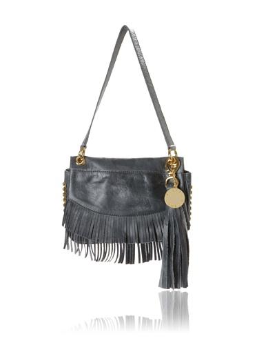 Stella & Jamie Women's Aava Shoulder Bag (Dove)