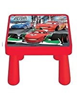 Kids Only Disney's Cars 2 Phase 2 Cafe Table
