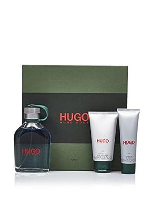 Hugo Boss Estuche Fragancia Edt Hugo Boss 125 ml + After Shave 75 ml + Gel 50 ml 125 ml