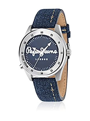 Pepe Jeans Uhr mit japanischem Quarzuhrwerk Man DISCO-TECH 43 mm