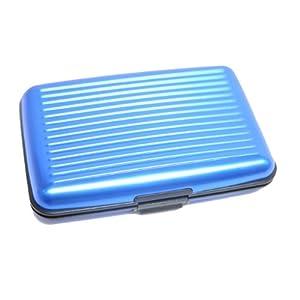 Filboy Alluminium Wallet Silver Blue