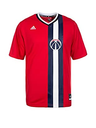 adidas Camiseta Manga Corta Washington Wizards