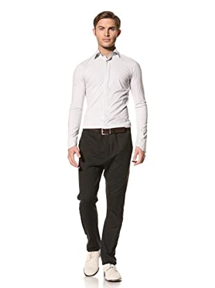 Marc Stone Men's Nelson Trousers (Dark Gray)
