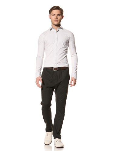 Marc Stone Men's Nelson Trousers (Dark Gray)