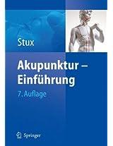 Akupunktur: Einführung