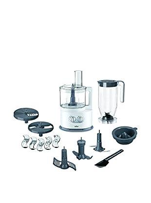 Braun Küchenmaschine Fp5150Wh weiß