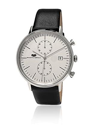 Rhodenwald & Söhne Uhr mit Japanischem Quarzuhrwerk 10010003 silber 42  mm