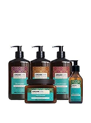 ArganiCARE Haarpflege Kit 5 tlg. Set For Dry & Damaged Hair
