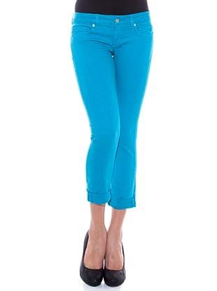 7 Seven LA Pantalón Mara (Azul Claro)