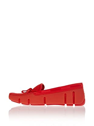 Swims Lace Loafer (Red)