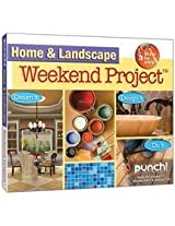 Brand New Punch! Home & Landscape Weekend Project Jc (Works With: WIN XP VISTA)
