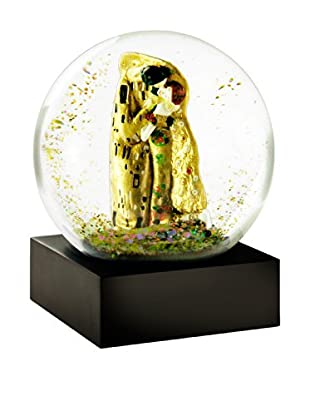 CoolSnowGlobes Kiss Snow Globe