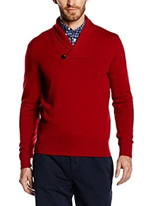 Hackett London Pullover Lana Shawl Basic