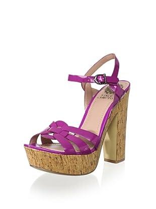 Vince Camuto Women's Donna Sandal (Cashmere Purple)