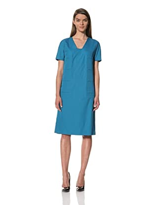 JIL SANDER Women's Cotton Poplin Dress