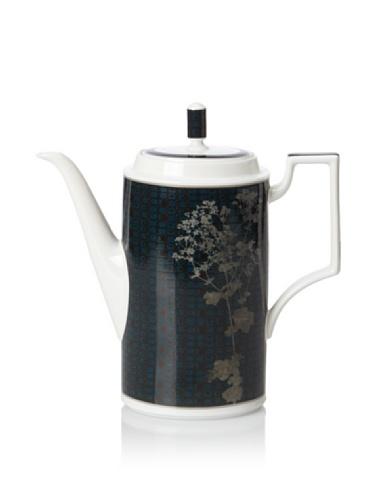 Noritake Everyday Elegance Verdena Coffee Server (Platinum)