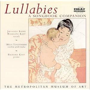 【クリックでお店のこの商品のページへ】Lullabies: Songbook Companion [Import]